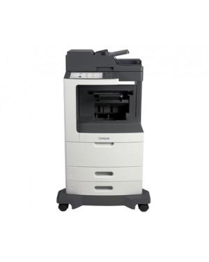 24T7863 - Lexmark - Impressora multifuncional MX811dfe laser monocromatica 60 ppm A4 com rede