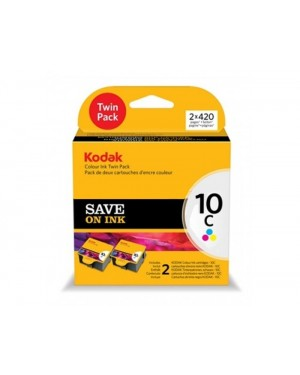 3958022 - Kodak - Cartucho de tinta Colour Office HERO 6.1 7.1 9.1 ESP 6150 3250 5250 5210 7250 9250 3