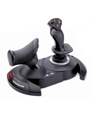 4160543 - Outros - Simulador de Vôo Joystick T.Flight Hotas X PC/PS3 Trustmaster