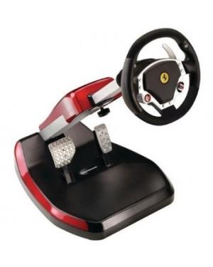 4160545 - Outros - Volante Ferrari Wireless GT Cockpit 430 Edição Scuderia PC/Xbox 360 Thrustmaster