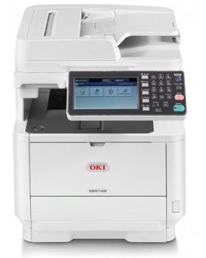 45762142 - OKI - Impressora multifuncional ES5162 laser monocromatica 45 ppm A4 com rede sem fio