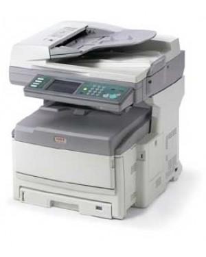 62431403 - OKI - Impressora multifuncional MC860 laser colorida 33 ppm A3 com rede