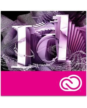 65225987BA01A12 - Adobe - Software/Licença InDesign CC