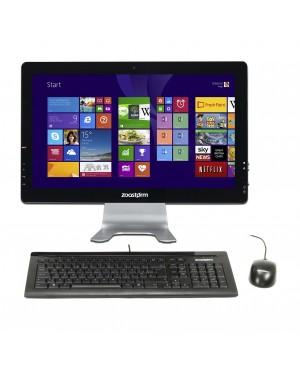 7877-6107 - Zoostorm - Desktop Height Adjustable All-in-One Desktop PC / i3-4130 / 4GB