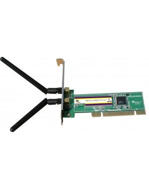 8089 - Eminent - Placa de rede Wireless 54 Mbit/s PCI