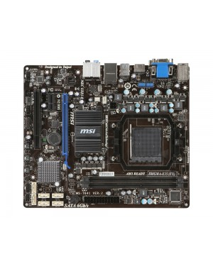 880GMA-E35 (FX) - MSI - placa mãe