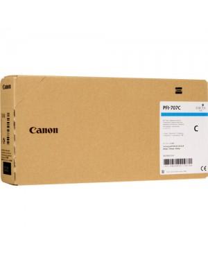 9822B001AA - Canon - Cartucho de tinta PFI-707C ciano imagePROGRAF iPF830 iPF840 iPF850