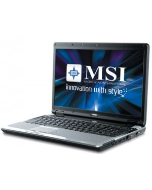 9S7-167114-033 - MSI - Notebook Megabook EX610 EX630X-033BE