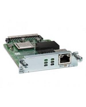 VWIC3-1MFT-T1/E1= - Cisco - Acessório para rede Multiflex Trunk Voz 1 Porta 3rd T1/E1