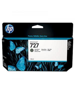 B3P22A - HP - Cartucho de tinta 727 preto mate Designjet