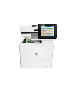 B5L46A - HP - Impressora multifuncional LaserJet M577dn laser colorida 40 ppm A4 com rede