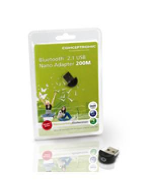 C04-107 - Conceptronic - Placa de rede Wireless 3 Mbit/s USB