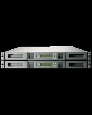 C0H18A - HP - Carregador Automático de Fita StoreEver 1/8 G2 LTO-6 Ultrium 6250 SAS