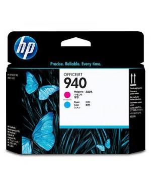 C4901A - HP - Cabeca de impressao 940 ciano magenta Officejet Pro 8000 8500 8500A Plus