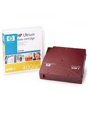 C7972A - HP - Fita de dados LTO-2 Ultrium 400GB