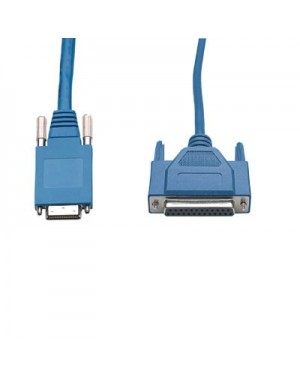 Cabo RS-232,DTE,Macho,3m p/WIC-2T e WIC-2A/S - Cisco - CAB-SS-232MT=