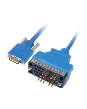 CAB-SS-V35MT= - Cisco - V.35 Cable, DTE Male to Smart Serial, 10 Feet