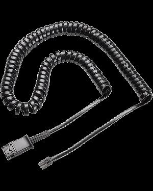 27190-01 - Outros - Cabo QD do Amplificador ao Fone de Ouvido 3.0m Plantronics