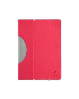 F7N065B1C03 - Outros - Capa para iPad Air em Couro e Tecido Belkin