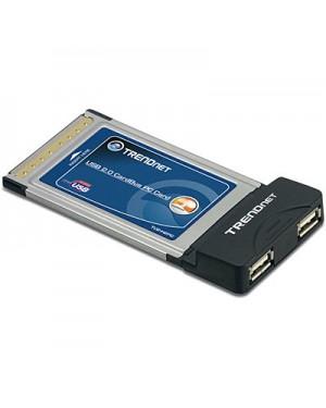 TU2-H2PC - Outros - Cartão PCMCIA 2 Portas USB 2.0 TRENDnet
