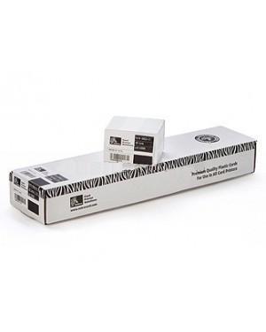 104523-111 - - Cartão PVC Zebra Branco 54mm x 86mm Espessura 30mil (076mm)