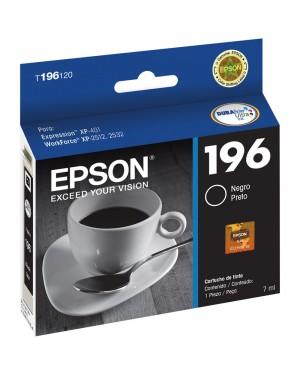 T196120 - Epson - Cartucho de Tinta Preto