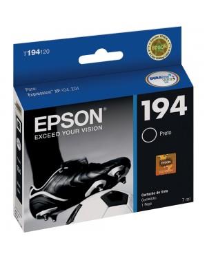 T197120-AL - Epson - Cartucho de Tinta Preto