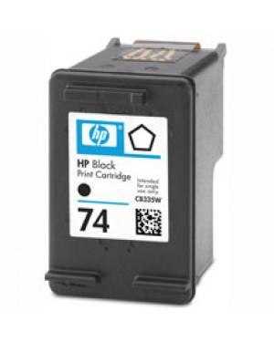 CB335W - HP - Cartucho de tinta 74 preto Photosmart C4380