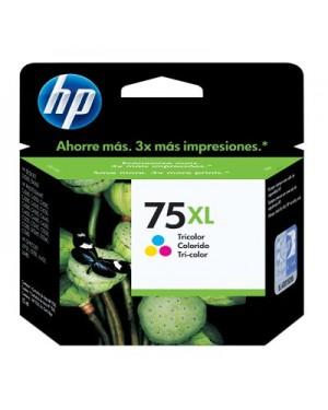 CB338WL - HP - Cartucho de tinta 75XL ciano magenta amarelo Officejet J5780