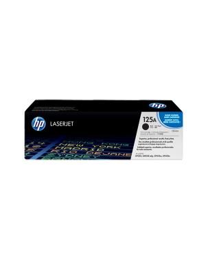 CB540A - HP - Toner 125A preto Color LaserJet CP1215 CP1515 CP1518 CM1312mfp