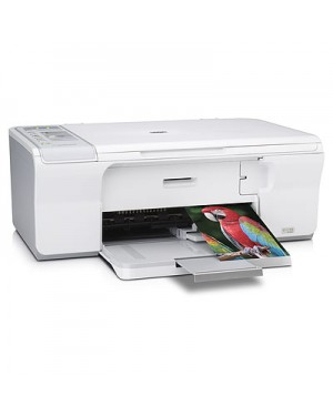 CB656A - HP - Impressora multifuncional DeskJet Deskjet F4280 All-in-One Printer jato de tinta colorida 9 ppm