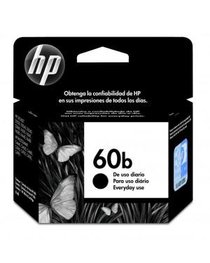 CC636WB - HP - Cartucho de tinta 60b preto Deskjet D2560