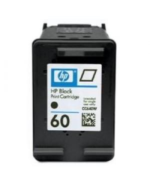 CC640W - HP - Cartucho de tinta 60 preto Photosmart D110