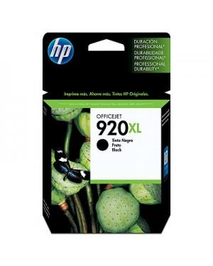 CD975AL - HP - Cartucho de tinta 920XL preto Officejet Pro 6500