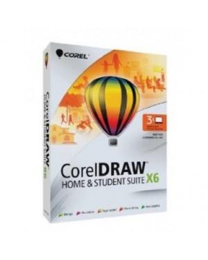 CDHSX7ESBRMBAMMD - Corel - Draw Home Stud New