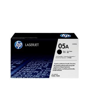 CE505A - HP - Toner 05A preto LaserJet P2035 P2055d P2055dn
