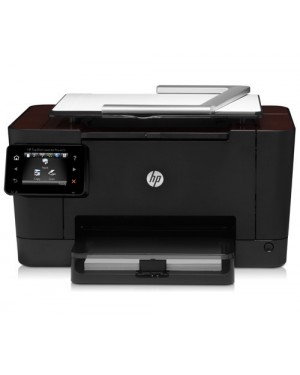 CF040A - HP - Impressora multifuncional LaserJet TopShot Pro M275 laser colorida 16 ppm A4 com rede sem fio