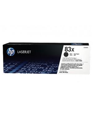 CF283X - HP - Toner 83X preto LaserJet Pro M201n Printer; M201dw MFP M225dn; M225dw