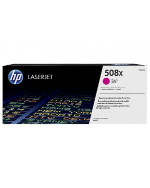 CF363X - HP - Toner 508X magenta Color LaserJet Enterprise M553