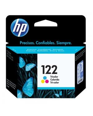 CH562HB - HP - Cartucho de tinta 122 ciano magenta amarelo Deskjet 2050