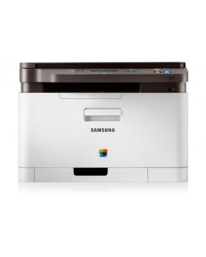 CLX-3305 - Samsung - Impressora multifuncional laser colorida 18 ppm A4