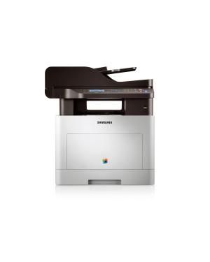 CLX-6260FR - Samsung - Impressora multifuncional laser colorida 24 ppm A4 com rede