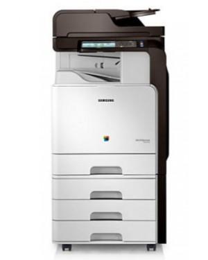 CLX-8640ND - Samsung - Impressora multifuncional laser colorida 38 ppm 216 com rede