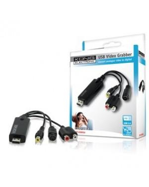 CMP-USBVG6 - Konig - conversor de vídeo