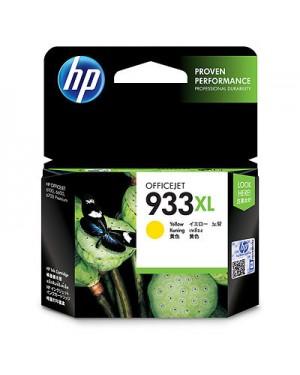 CN056AL - HP - Cartucho de tinta 933XL amarelo Officejet 6700