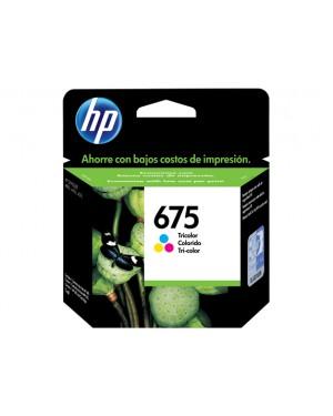 CN691AL - HP - Cartucho de tinta ciano magenta amarelo Officejet 4400