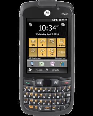 ES405B-0AP2-BR - Motorola - Coletor de Dados ES400