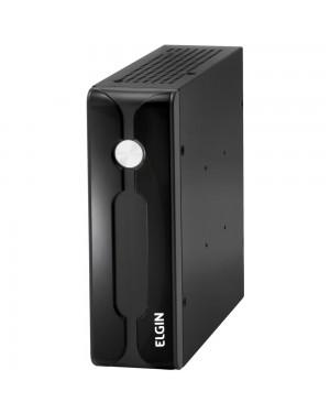46NEMPC0B0KE - Elgin - Desktop Newera E3 Nano Celeron J1800 4GB SSD 120GB 2 Seriais