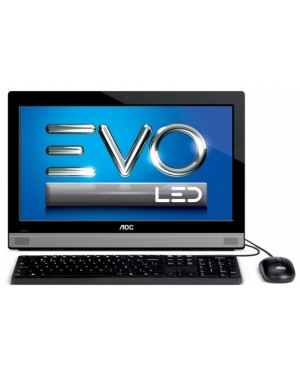 20B45U-W81P - AOC - Computador All-in-One Evo LED 19,5 20B