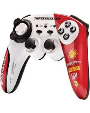 4160580 - Outros - Controle Wireless F150 Alonso PS3 Edição Limitada TRUST